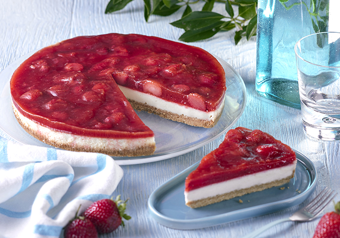 Strawberry Cheesecake