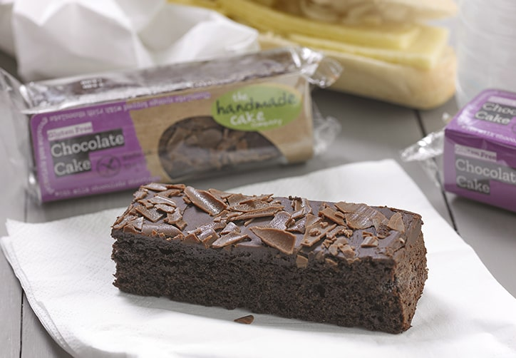 Gluten Free Chocolate Cake Bar