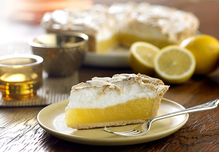 Gluten Free Lemon Meringue