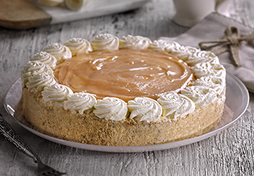 Banoffee Gateau