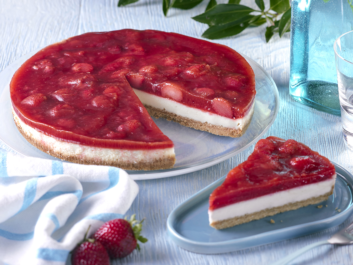 Cheesecakes cuits