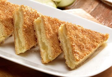 Apple shortcake
